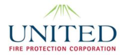 United Fire Protection Logo